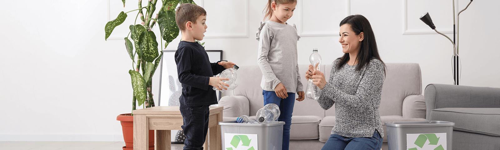 Jak nauczyć dzieci segregowania śmieci?