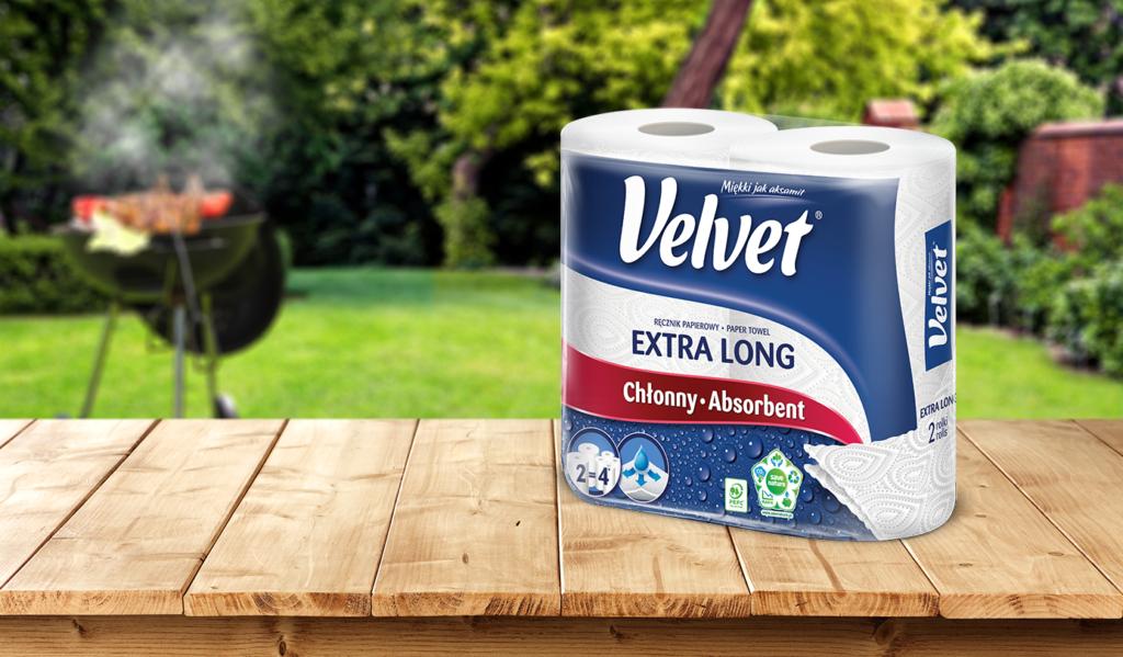 Grill, ręczniki Velvet Extra Long - 5 pomysłów na wykorzystanie ręcznika Velvet Extra Long podczas grillowania