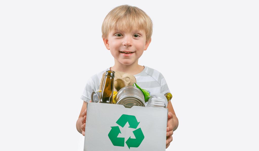 Segregacja śmieci dla dzieci - Jak nauczyć dzieci segregowania śmieci?