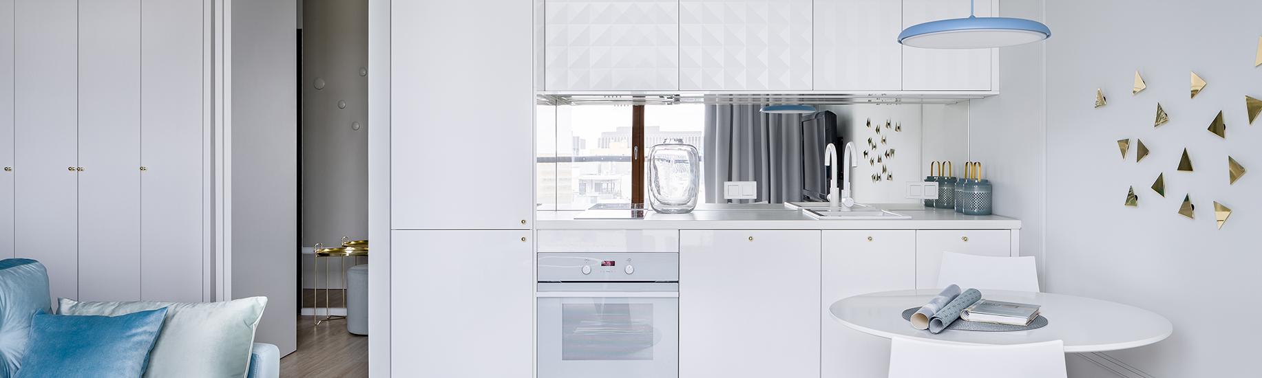 Jak zorganizować się w małej kuchni?